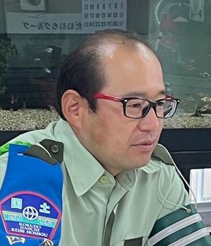 永野 昌司さん