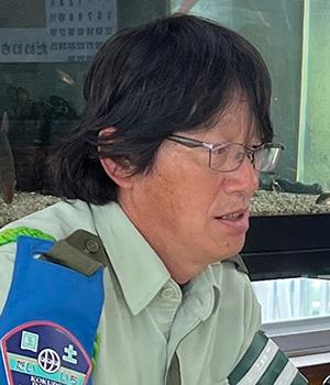 米田 裕二さん