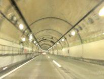高速道路トンネルインバート工事終了!
