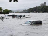 高知県記録的大雨!